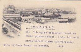 Alger - Amirauté - 1898          (A-114-170720) - Algeri
