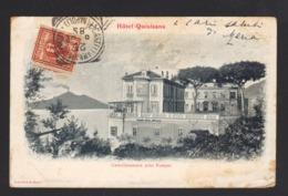 17313 Pompei - Hotel Quisisana F - Pompei