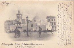 Alger - Mosque  Sidi-Abder-Rhaman - 1898          (A-114-170720) - Algiers