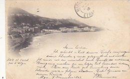 Bab El Oued - Oblit. Ligne D'Alger - 1898          (A-114-170720) - Algerije