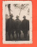ALPINI Foto Con Dedica 1939 - Guerra, Militari