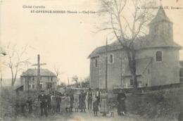ST-OFFENGE-DESSOUS- Chef-lieu - Autres Communes