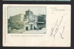 17320 Pompei - Valle Di Pompei - Orfanotrofio Femminile Bartolo Longo F - Pompei