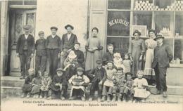 ST-OFFENGE-DESSOUS- épicerie BEAUQUIS - Frankreich