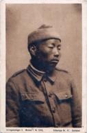 Cpa Gefangenenlager 2. MÜNSTER I. W. 1916 - Völkertype Nr 47 Gurkasse - Muenster