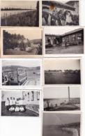 LOT PHOTO ORIGINALE 39 / 45 WW2 WEHRMACHT / LA GUERRE EN EUROPE / DIVERS FORMATS / N° 4 - Guerra, Militari