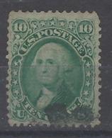 Estados Unidos U 0022 (o) Usado. 1861 - 1847-99 Emissioni Generali