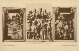 ALSEMBERG-BEERSEL-L'EGLISE DUCALE-MISE AU TOMBEAU-LA CENE-LA DESCENTE AUX ENFERS - Beersel