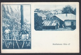 CPA Slovaquie / Slovakia - MEZOLABORCZ, 1914 - 1917. - Eslovaquia