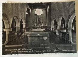 MONTEFIASCONE - CHIESA MONUMENTALE DI S. FLAVIANO  - INTERNO PIANO SUPERIORE NV FG - Viterbo