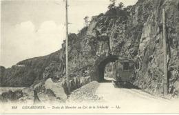 Gerardmer Train De Munster Au Col De La Schlucht - Gerardmer