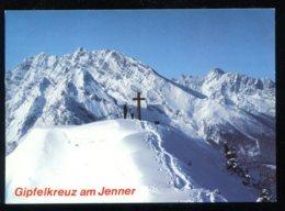 CPM Allemagne BERCHTESGADEN Gipfelkreuz Am Jenner - Berchtesgaden