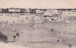 17 Pontaillac, Le Tennis Sur La Plage - Royan