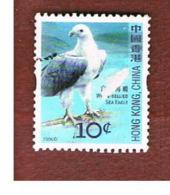 HONG KONG - MI 1387A  -  2006  BIRDS:  SEA-EAGLE  - USED ° - 1997-... Région Administrative Chinoise