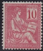 MOUCHON N°112 Neuf TB. Signé CALVES. - 1900-02 Mouchon