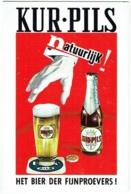 Publicité Bière. KUR PILS. - Publicités