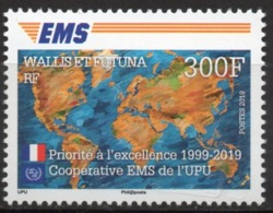 Wallis Et Futuna 2019 - E.M.S., U.P.U. - 1 Val Neuf // Mnh - Wallis And Futuna