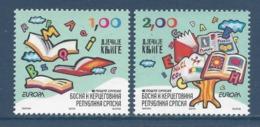Bosnie Serbe - Europa - Yt N° 460 Et 461 - Neuf Sans Charnière - 2010 - Bosnie-Herzegovine