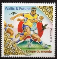 Wallis Et Futuna 2019 - Coupe Du Monde De Rugby - 1 Val Neuf // Mnh - Neufs