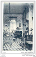 CUL - DES - SARTS ..-- PERUWELZ ..-- Ecole Demoiselles . Parloir . 1906 Vers  ( Mr Thomas Philippe ) . Voir Verso . - Cul-des-Sarts