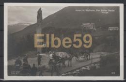 Norvège, Sur La Route De Stalheim, Mémorial Du Poète Per Sivle, Neuve - Norvegia