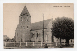 - CPA TILLY (78) - L'Eglise - Photo BASUYAU - - Sonstige Gemeinden