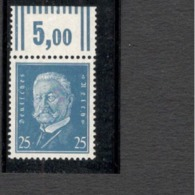 GERMANY1928: Michel416mnh** Cat.Value$66 - Nuovi