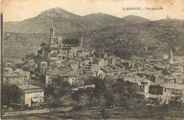 -dpt Div-ref-AN71- Gard - Saint Ambroix - St Ambroix - Vue Generale - Carte Bon Etat - - Saint-Ambroix
