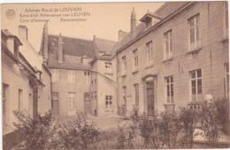 41656   Athenee  Royal  De  Louvain - Cour D'honneur - Leuven