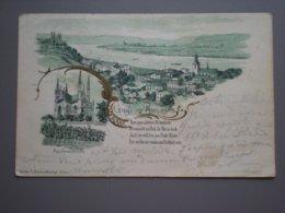 REMAGEN - LITHO 1899 - Remagen