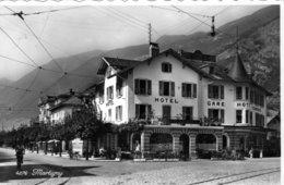 (124)  CP  Martigny   (bon Etat) - VS Valais
