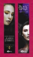 2 Marque Page.     Milady éditions.   Bookmark. - Bladwijzers