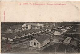 Saigon - Vue Des Casernements Du 5ème Régiment Artillerie Coloniale - Bigors - édit Poujade 299 - Vietnam