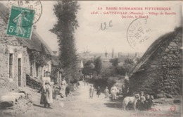 GATTEVILLE (village De Rauville) - France