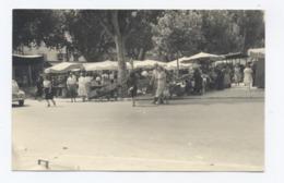 1954 NICE LE MARCHE--FORMAT CP  --RECTO/VERSO  --  B69 - Lieux