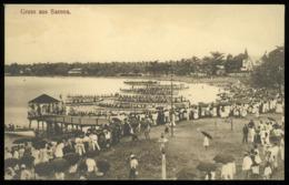 Postcard - Samoa, Oceania - C.1900s - Samoa Americana