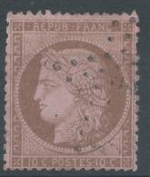 Lot N°51069  N°58, Oblit étoile Chiffrée De PARIS - 1871-1875 Cérès