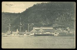 Postcard - Samoa, Oceania, Pago Pago - 1905 - Samoa Americana
