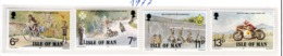 SPORT - OLYMPIC GAMES - 1977 - JERSEY  -  Mi. Nr. 97/100 - NH - (6532-54) - Isola Di Man