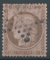 Lot N°51073  N°54, Oblit étoile Chiffrée 4 De PARIS (R.d'Enghien) - 1871-1875 Cérès
