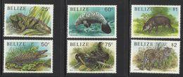 BELIZE  1991  WILDLIFE, ANIMALS, REPRILES  SET   MNH - Non Classés