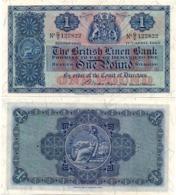 Scotland - 1 Pound 1950 XF / BLB Pick 157c Lemberg-Zp - Scozia