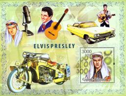 Guinea - Bissau 2006 - Elvis Presley & Motorcycles S/s Y&T 322, Michel 3435/BL574 - Guinea-Bissau