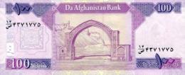 AFGHANISTAN P. 75c 100 A 2012 UNC - Afghanistan