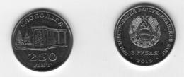 Transnistria - 3 Rubles 2019 UNC 250 Years Of Slobodzeya Lemberg-Zp - Moldova