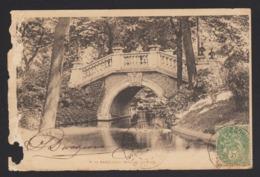 17517 Parigi - Parc Monceau (Le Pont) F - Parks, Gardens