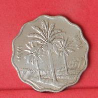 IRAQ 10 FILS 1971 -    KM# 126 - (Nº31244) - Iraq