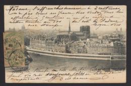 17521 Parigi - Panorama De Paris - La Cité F - Francia