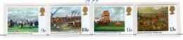SPORT - OLYMPIC GAMES - 1979 - GRAN BRETAGNA  -  Mi. Nr. 793/796 - NH - (6532-54) - Nuovi