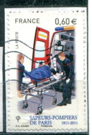 France 2011 - YT 4584 (o) Sur Fragment - Francia